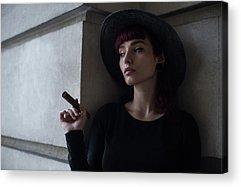 Cigar Photographs Acrylic Prints
