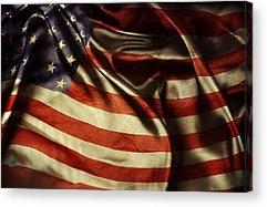 National Flag Acrylic Prints