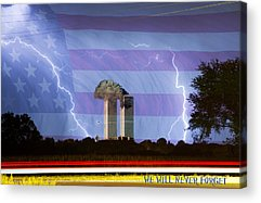 Lightning Weather Stock Images Acrylic Prints