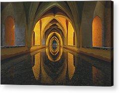 Dungeon Acrylic Prints