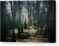 Frightening Acrylic Prints
