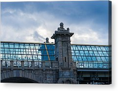 Architectonics Acrylic Prints
