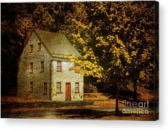 Historic House Acrylic Prints