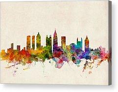 Atlanta Acrylic Prints