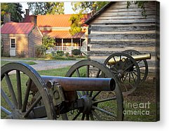 Historic Franklin Tennessee Acrylic Prints