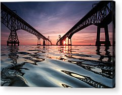 Bridge Acrylic Prints