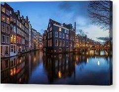 Holland Acrylic Prints