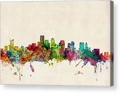 Boston Acrylic Prints