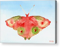 Butterfly Abstract Acrylic Prints