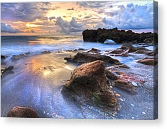 Lake Worth Acrylic Prints