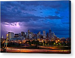 Denver Acrylic Prints