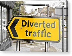 Diverted Acrylic Prints