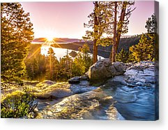 Tahoe Acrylic Prints