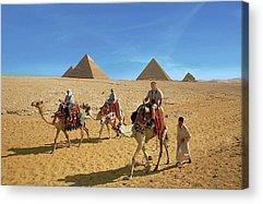 African Heritage Acrylic Prints