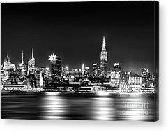 Hoboken Acrylic Prints