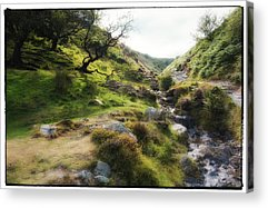 Church Stretton Acrylic Prints