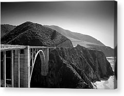 Bixby Bridge Acrylic Prints