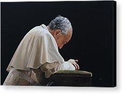 Francesco Paintings Acrylic Prints