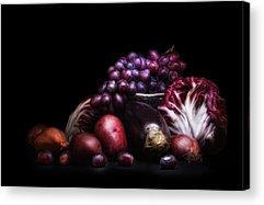 Lettuce Photographs Acrylic Prints