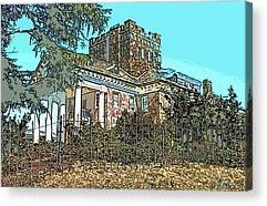 Mansion Acrylic Prints