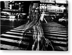 Crossing Acrylic Prints