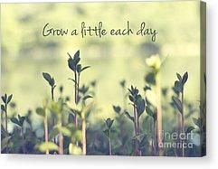 Grow Acrylic Prints