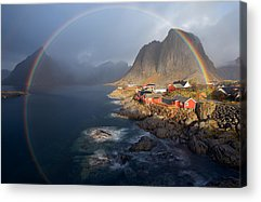 Norway Acrylic Prints