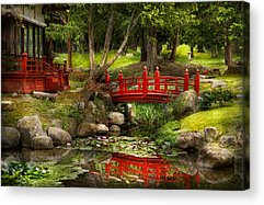 Garden Photographs Acrylic Prints