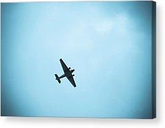 Ju 52 Acrylic Prints