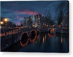 Amsterdam Acrylic Prints
