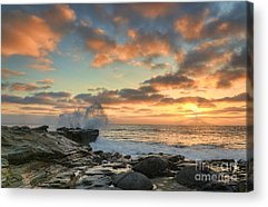 Cove Acrylic Prints