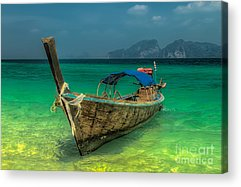 Thai Acrylic Prints