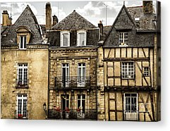 Old Town Acrylic Prints