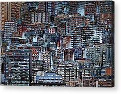 Metropolis Acrylic Prints