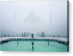 Temple Acrylic Prints