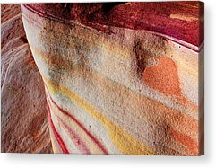 Valley Of Fire Acrylic Prints