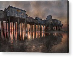 Orchard Beach Photographs Acrylic Prints