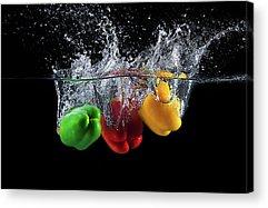 Splash Acrylic Prints