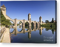 Fortification Acrylic Prints