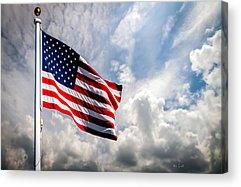 Star Spangled Banner Acrylic Prints