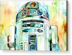Star Wars Acrylic Prints