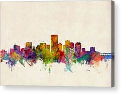 Richmond Virginia Acrylic Prints