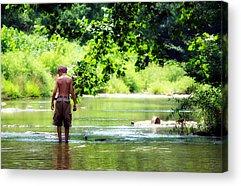 Little Harpeth River Acrylic Prints