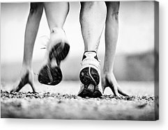 Run Acrylic Prints