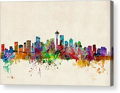 United Acrylic Prints