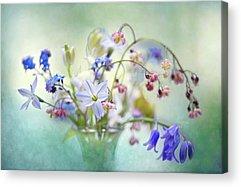 Bouquet Acrylic Prints
