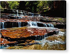 Zion National Park Acrylic Prints