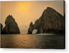 Cabo San Lucas Arch Acrylic Prints