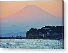 Kamakura Acrylic Prints