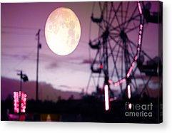 Ferris Wheel Acrylic Prints